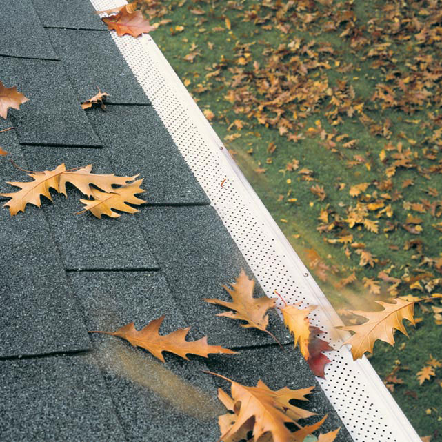 eavestrough protection
